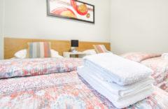 Dormitorio 2. Camas gemelas