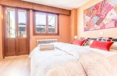 Dormitorio 1. Una cama doble