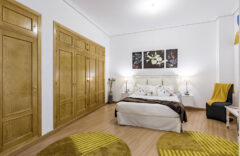 Dormitorio 1 . Una cama doble