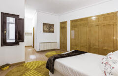 Dormitorio1. Una cama doble